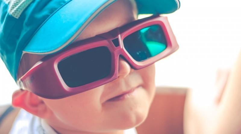 Op zoek naar een hippe kinderbril